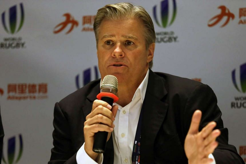 World Rugby CEO Brett Gosper has said that China has ambitions to host the Rugby World Cup.