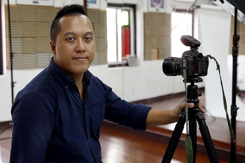 Mr Zakaria juggles being a freelance photographer with mentoring undergraduates at the National University of Singapore and working on book and documentary projects that he feels passionately about.