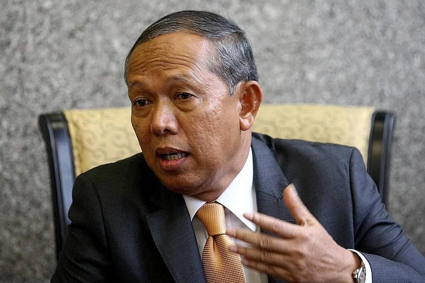 Public Accounts Committee chief Hasan Arifin, who said that the inquiry found no evidence of criminal misconduct related to the misuse of funds or any 1MDB activity that was illegal.