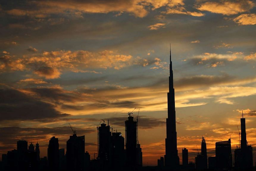 Dubai said it is planning to build a tower taller than the Burj Khalifa (pictured), currently the world's tallest skyscraper.