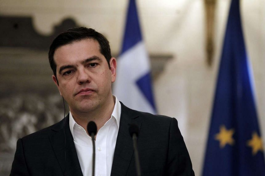 """Greek Prime Minister Alexis Tsipras had accused Macedonia of """"shaming"""" Europe by attacking migrants with tear gas and rubber bullets to disperse them."""
