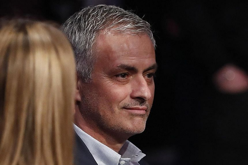 Jose Mourinho is confident that he will have a job in the summer, stating clearly his preference is to manage another club in England.