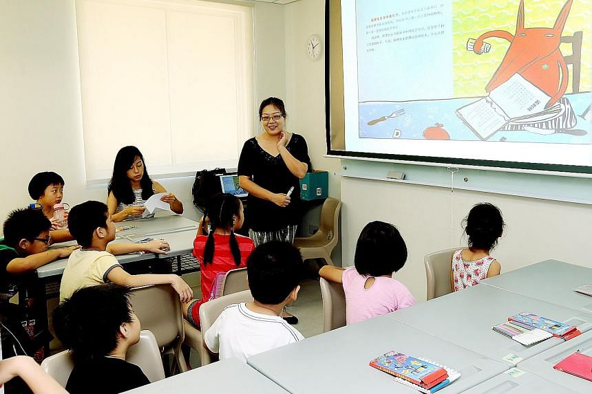 The new CDAC centre, just five minutes' walk from Admiralty MRT station, boasts of improved facilities and more courses, such as a computer lab, and a learning programme for needy primary school pupils. It also conducts activities for workers and res