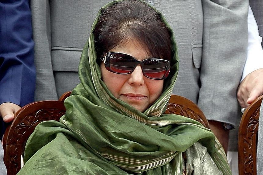 Ms Mufti has added a personal touch to politics in Kashmir. She travelled the region to meet families of those killed during the separatist violence and went door to door to canvass support for her party.