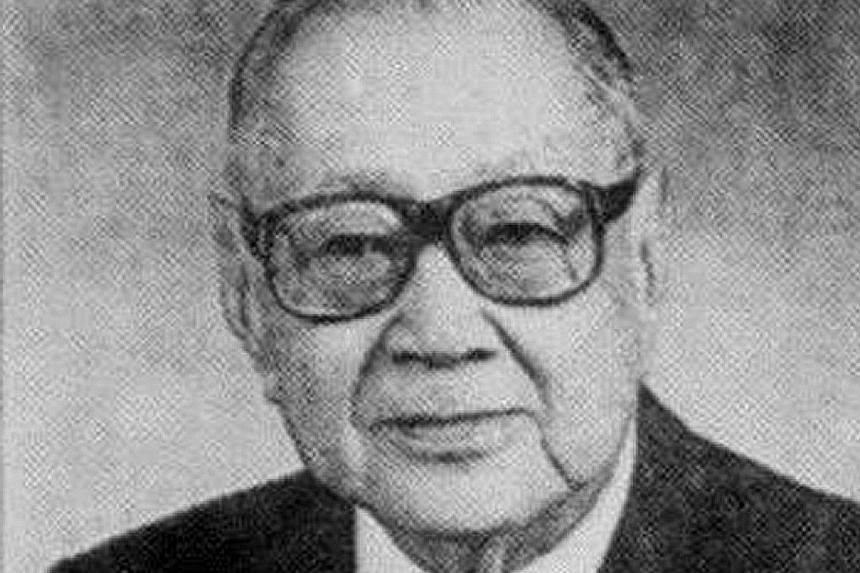 The late Mr Tan Hoon Siang bought the 25,741 sq ft freehold property in Cuscaden Road for $18,591 in May 1949.