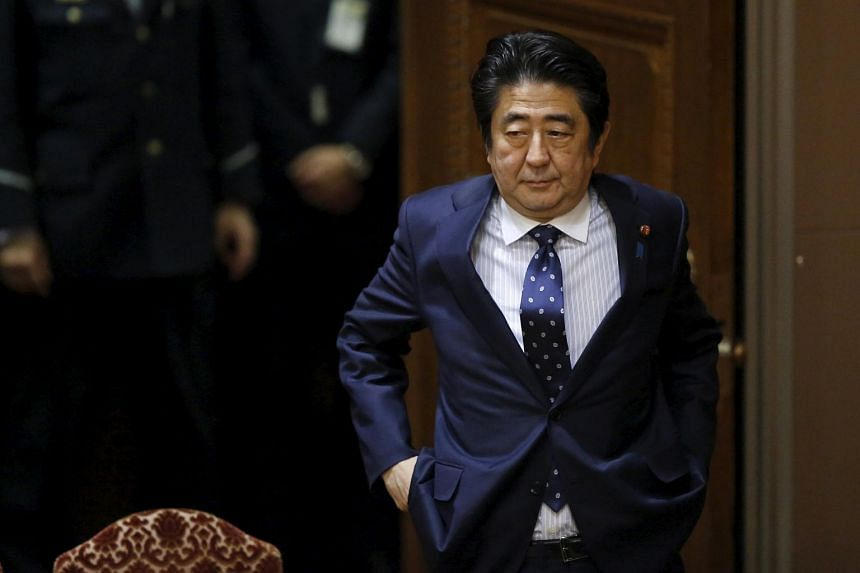 Losing the faith of foreigners would be a blow to Japan's Prime Minister Shinzo Abe.