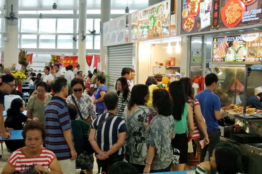 A 14-member committee has been set up to suggest ways to sustain and promote Singapore's hawker trade.