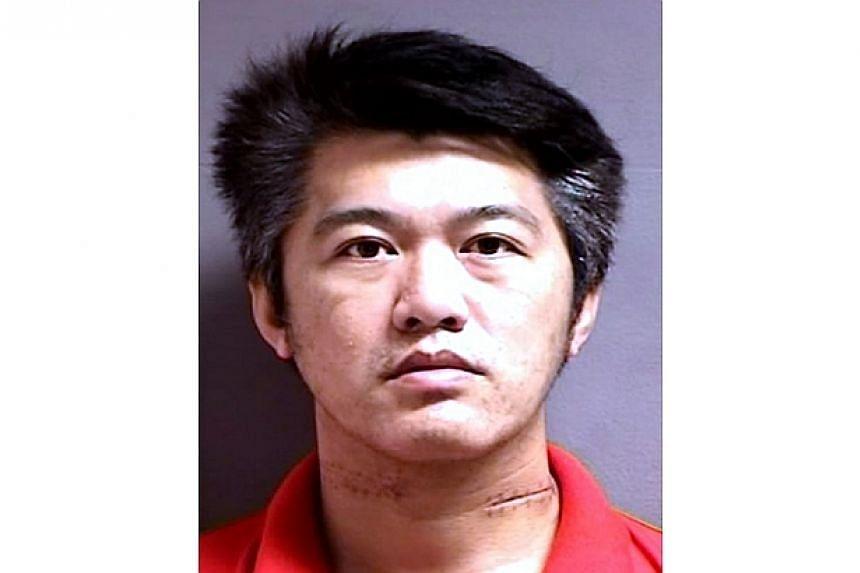 Zheng Xianghua was jailed for nine years for killing her his wife, Madam Wang Xueyan.