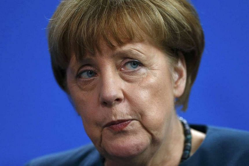 "German Chancellor Angela Merkel emphasised that Germany's constitution guarantees ""freedom of expression, academia and of course the arts""."