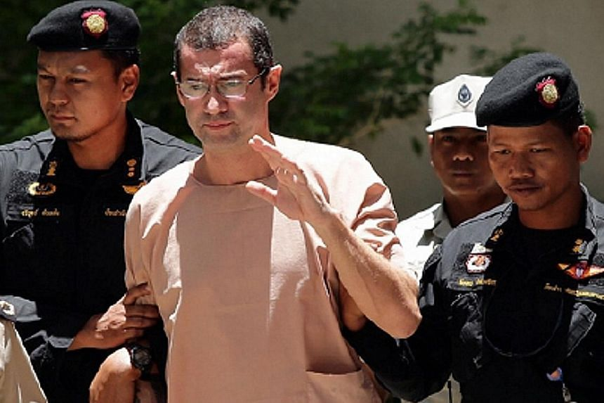 Justo, who worked for PetroSaudi as an IT manager, is serving a jail term in Thailand for attempted extortion and blackmail of his former employer.