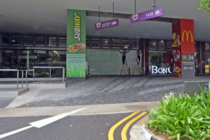 The taxi stand where the accident happened was along Queen Street.