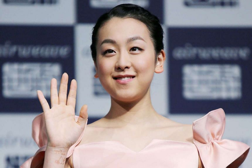 Japanese figure skater Mao Asada has announced her intent to compete at the 2018 Pyeongchang Olympics.