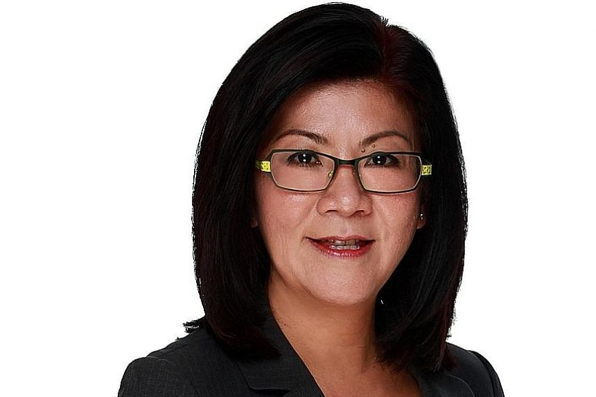 Cordlife shares slumped after the sudden resignation of former chief executive Mr Yee last month, but have since bounced back. New group chief operating officer Ms Tan (below) will be responsible for increasing the service offerings of the company an