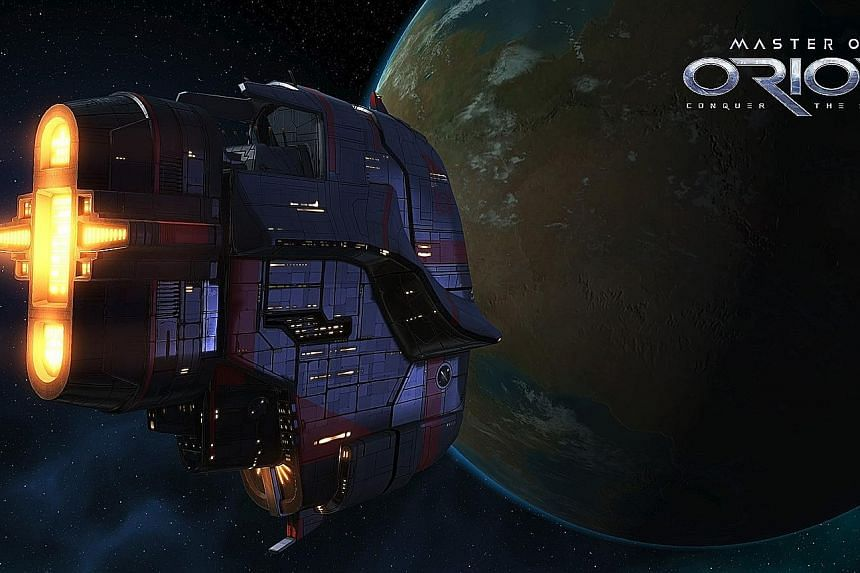 Master of Orion: Conquer the Stars is ultra addictive. And despite being an alpha build, the gameplay is quite polished.