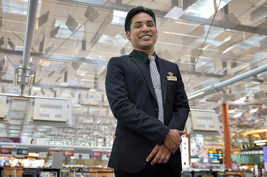 He was handed a laptop bag left behind by a passenger at Changi Airport, just one item among thousands left at the airport each year. So what did Mr Haresh Chandran do? When he found out that the laptop's owner, who had already left for India, needed
