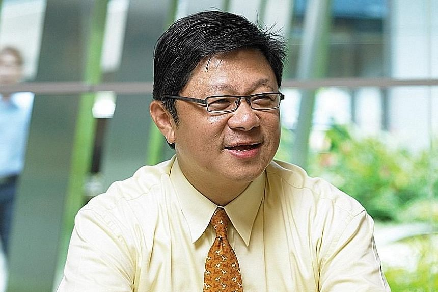 Mr Hu confirms he is CEO of SCMP Publisher Ltd, the media company now under Alibaba.
