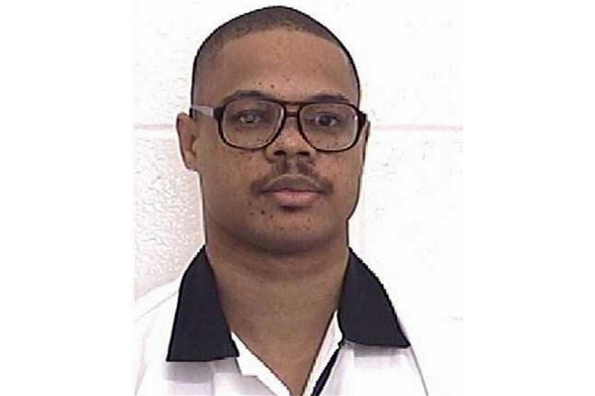 Georgia death row inmate Kenneth Earl Fults, who was executed on Tuesday (April 12).
