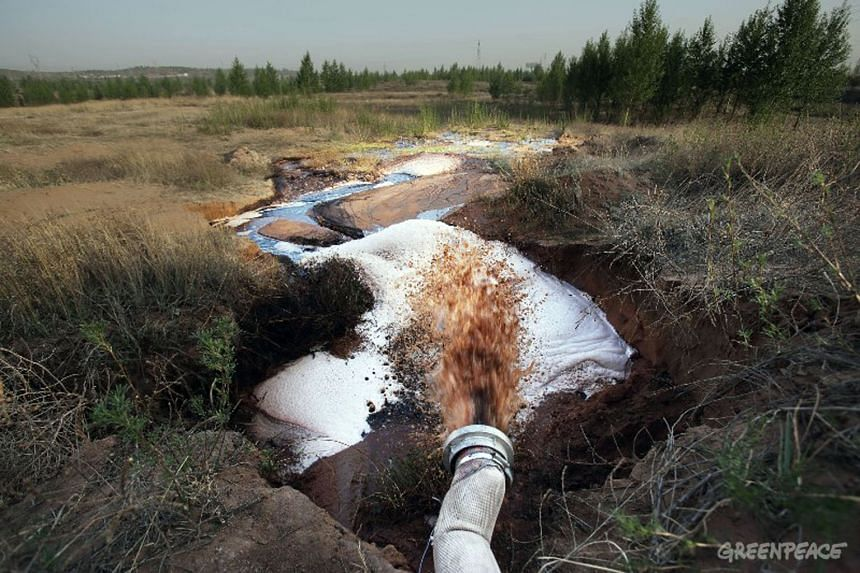 New data about underground water contamination has struck a nerve among Chinese citizens, who have become increasingly sensitive about health threats from pollution.