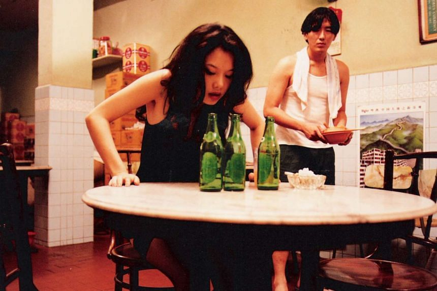Eric Khoo directed Mee Pok Man starring Michelle Goh and Joe Ng (both above). The film is celebrating its 20th anniversary.