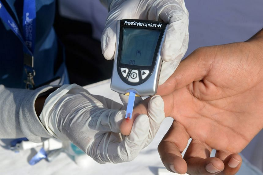 The authors of the study said trends indicate that diabetes is increasingly hitting people at younger ages in Asia, with Singapore being no exception.