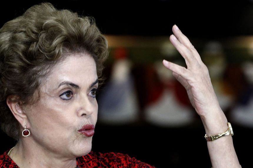 Ms Rousseff faces charges of manipulating the Budget to cover gaps. Opponents had previously tried to charge her with corruption but failed. The Lower House is expected to vote on Sunday on whether to impeach her.