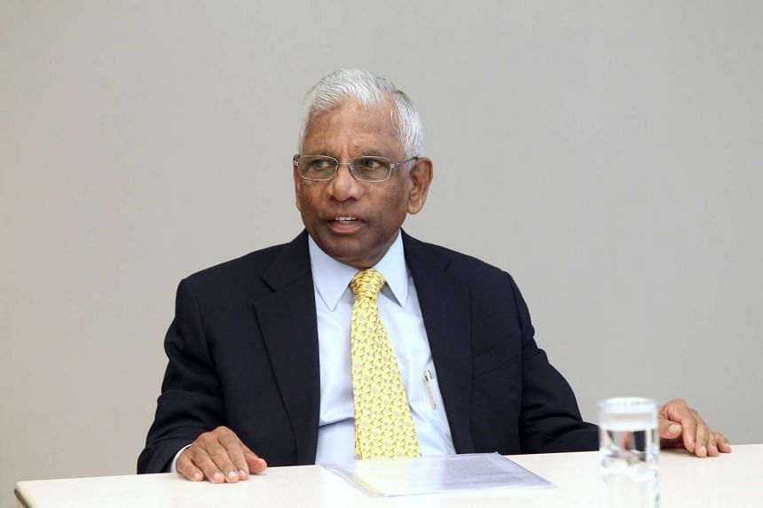 Former Cabinet minister S. Dhanabalan will be giving his view on the proposed changes.