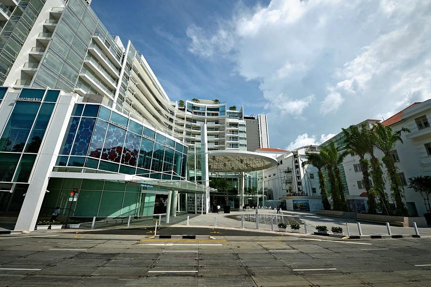 Perennial Real Estate Holdings has filed applications for three of its associated companies, who together own Capitol Singapore, to be wound up.