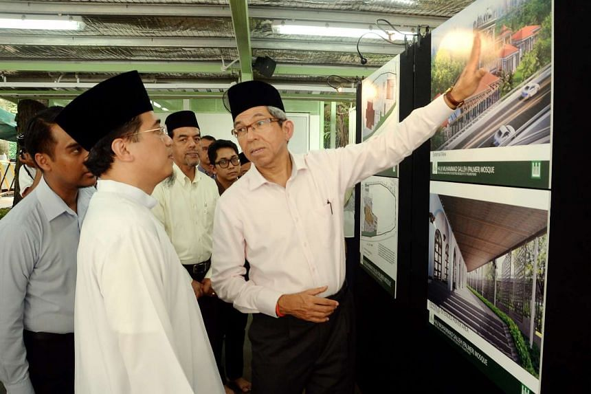 Dr Yaacob Ibrahim outlined the Muslim community's plans to navigate a more challenging socio-religious landscape.