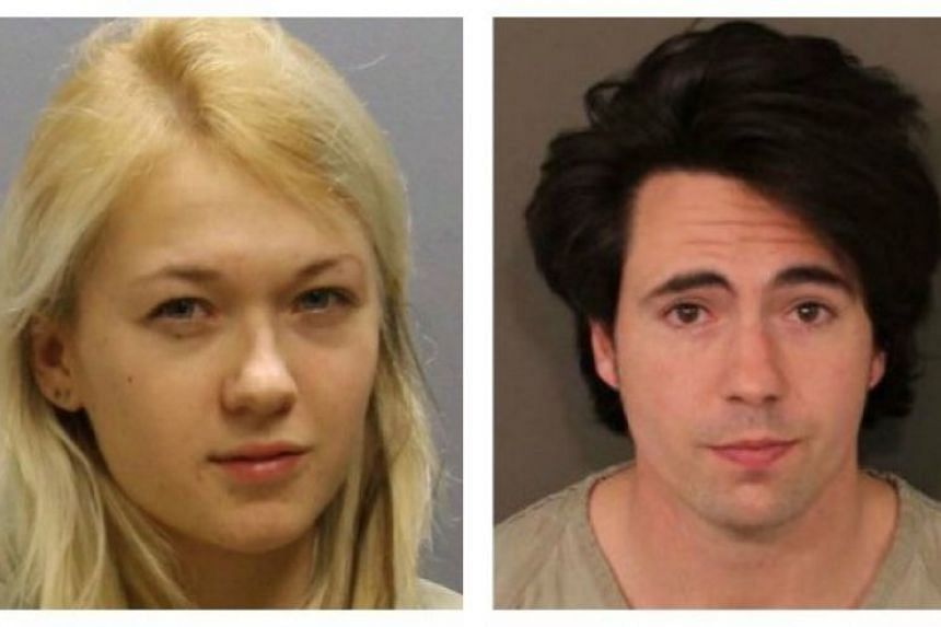 Marina Lonina (left) and Raymond Gates were charged in the alleged rape of a 17-year-old girl.