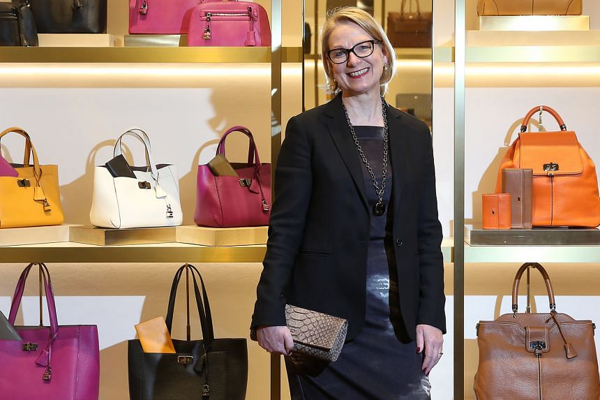Braun Buffel is reinventing itself to keep up with customers' fashion tastes, says Mrs Christiane Brunk, the company's managing director.