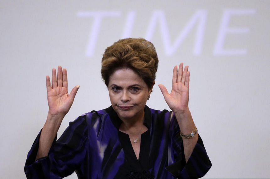 A last-ditch attempt by Brazil's President Dilma Rousseff to stop the impeachment process against her has been rejected by the Supreme Court.