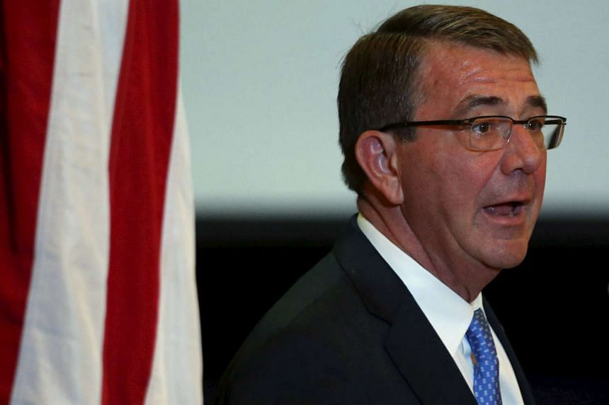 US Defence Secretary Ashton Carter has said that China is still invited to a multinational naval exercise in the Pacific later this year.