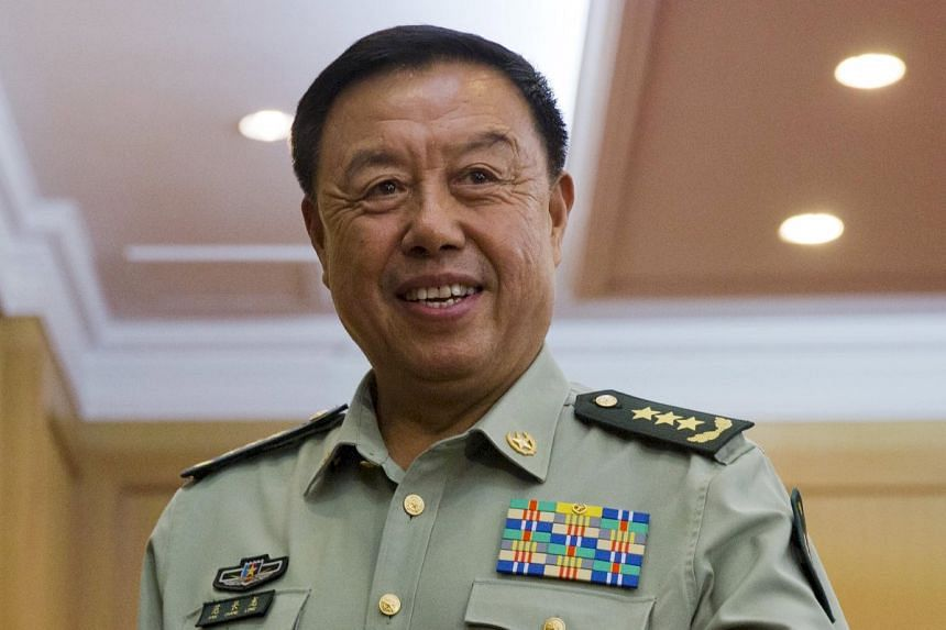 "Mr Fan Changlong, one of the vice-chairmen of the Central Military Commission, ""recently"" visited soldiers based in the disputed islands in the South China Sea."