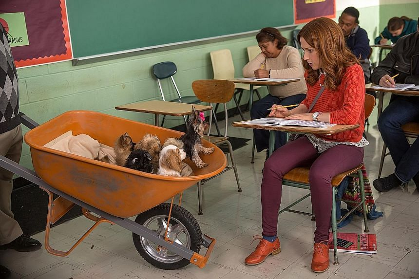 Ellie Kemper will grapple with serious life issues in the second season of Unbreakable Kimmy Schmidt.