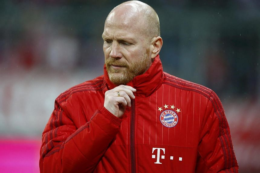 Bayern Munich's sporting director Matthias Sammer before the match, on March 2, 2016.