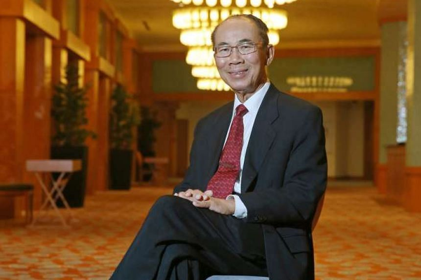 (Above ) PUB chairman Tan Gee Paw, former permanent secretary for finance Joe Pillay and Changi Airport Group chairman Liew Mun Leong are some examples of engineer-leaders - those who are strategic systems thinkers and value creators, able to channel tale
