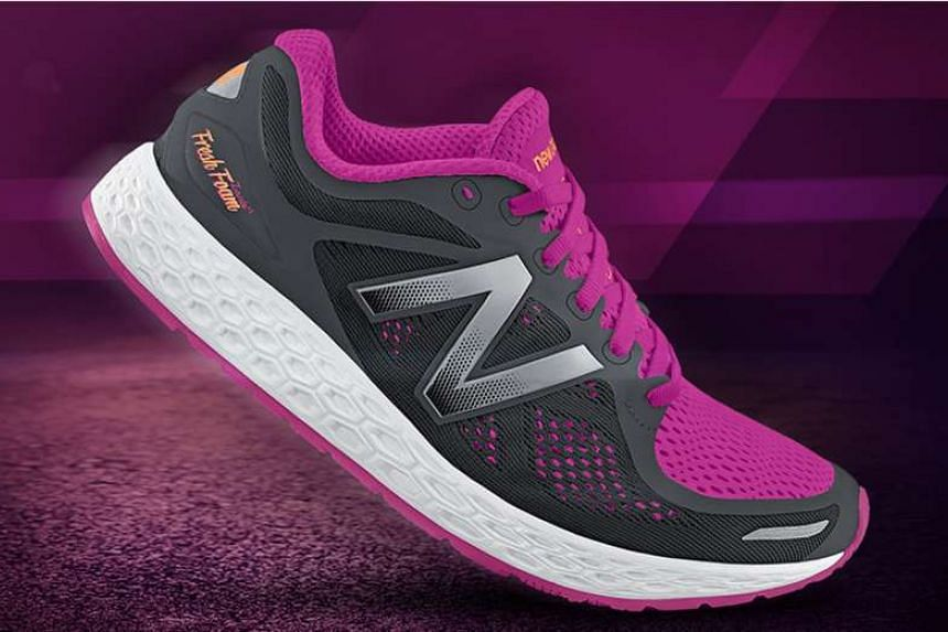 Participants who sign up by May 1 stand to win one of 30 pairs of New Balance Fresh Foam Zante v2 running shoes.