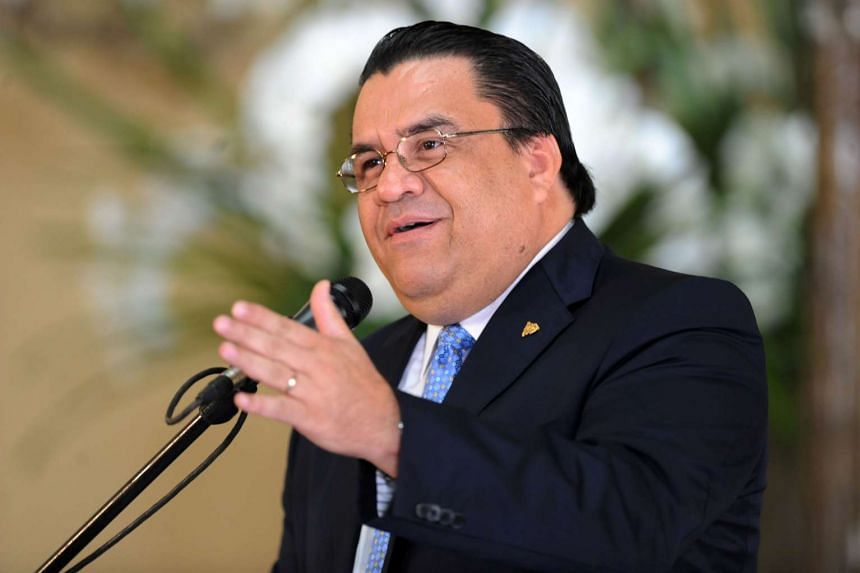 Honduran Foreign Minister Arturo Corrales resigned on April 15, 2016 after being mired in a scandal in which a cabal of corrupt top police officers reportedly ordered hits on anti-crime officials.