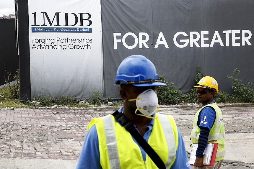 1Malaysia Development Berhad has an $18 billion debt pile, a third of which it was hoping to retire in a deal with an Abu Dhabi state firm.