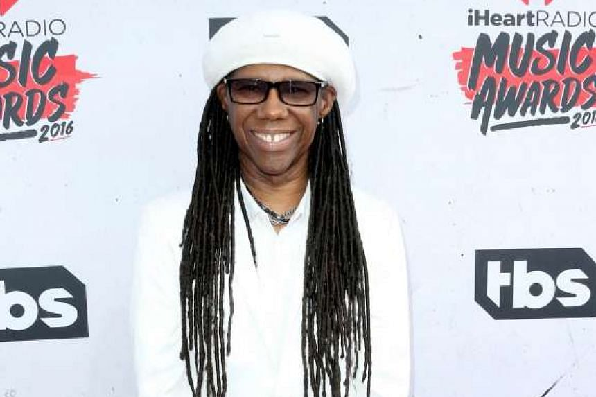 Musician Nile Rodgers