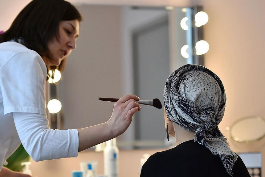 Halal make-up is seeing a growing demand in the cosmetics industry.