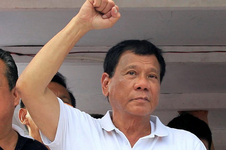 Philippine presidential front runner Rodrigo Duterte caused outrage after he made controversial remarks about a rape victim.
