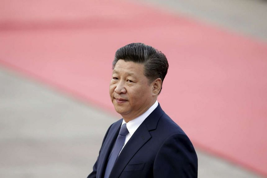 China's President Xi Jinping expressed his condolences over the twin earthquakes that hit Japan in a message to Japanese Emperor Akihito.