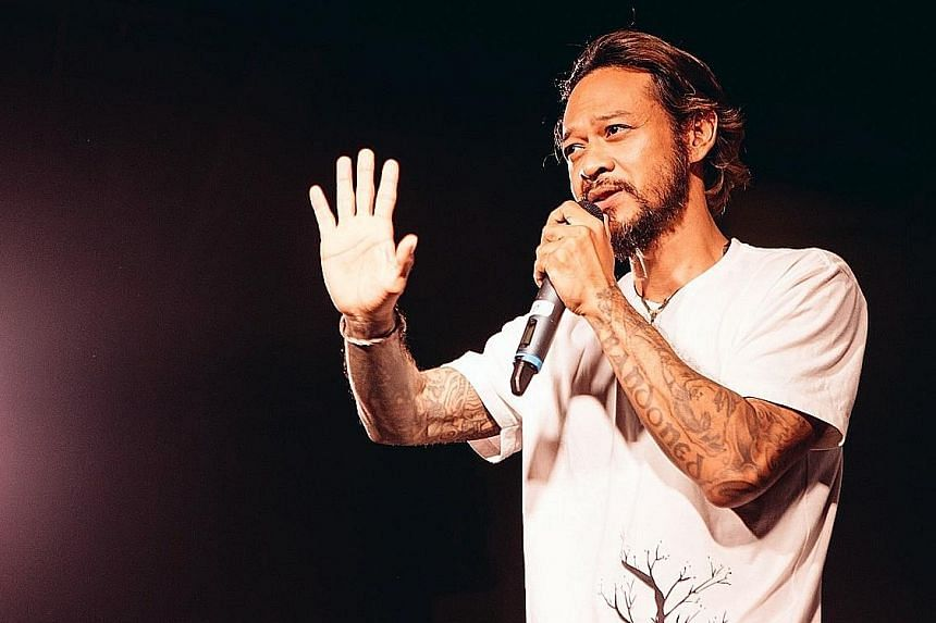 Spoken word artist Kosal Khiev is living in Cambodia as an exile sharing his story and his art.