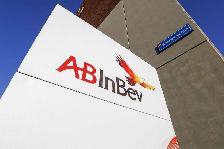 Anheuser-Busch InBev's headquarters in Leuven, Belgium on Feb 25, 2016.