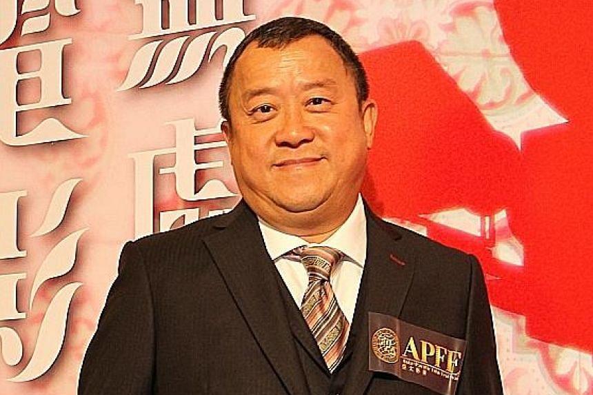 Eric Tsang.