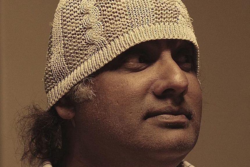 A Yellow Bird by film-maker K. Rajagopal (above) stars Sivakumar Palakrishnan as an ex-convict.
