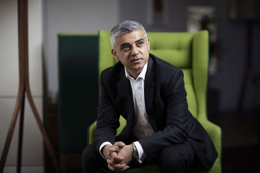 Mr Sadiq Khan, the Labour Party candidate for London mayor, is leading in opinion polls for the May 5 election.