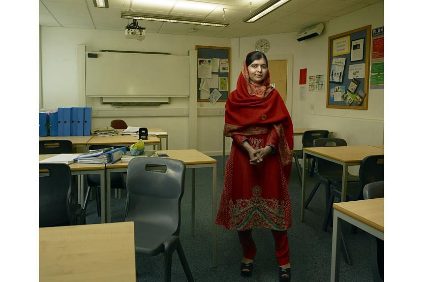 The new portraits by photographer Annie Leibovitz feature women of outstanding achievement, such as Malala Yousafzai.