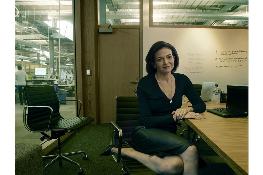 The new portraits by photographer Annie Leibovitz feature women of outstanding achievement, such as Sheryl Sandberg.